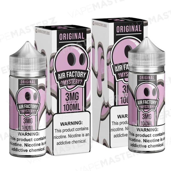 AIR FACTORY - Original - Mystery - 100mL - Vape Masterz