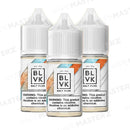 BLVK E-LIQUID Salt Plus Red Orange Ice 30ml - Vape Masterz