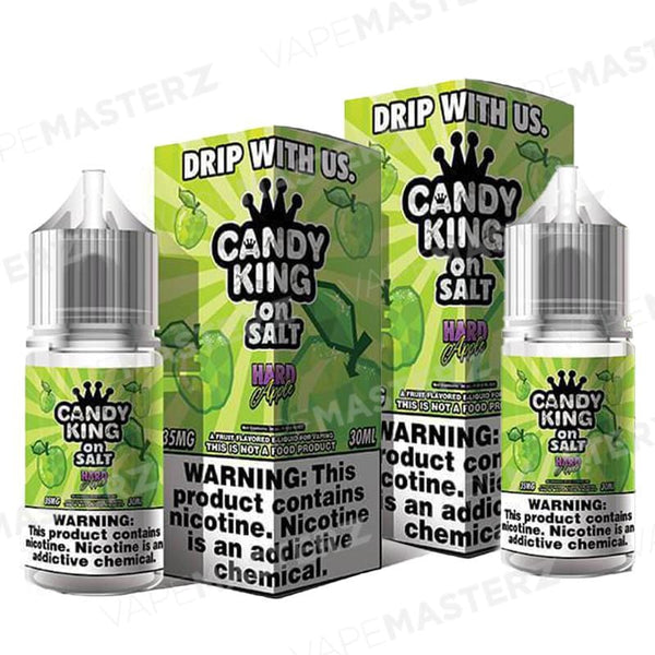 CANDY KING on Salt - Hard Apple - 30mL - Vape Masterz