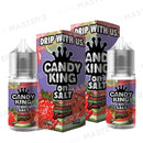 CANDY KING on Salt - Strawberry Watermelon Bubblegum - 30mL - Vape Masterz