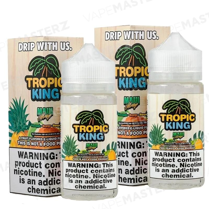 Candy King Maui Mango ICE Vape Juice 100ml - Vape Masterz