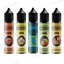 COASTAL CLOUDS Lemon Raspberry (The Traveler) 60mL - Vape Masterz