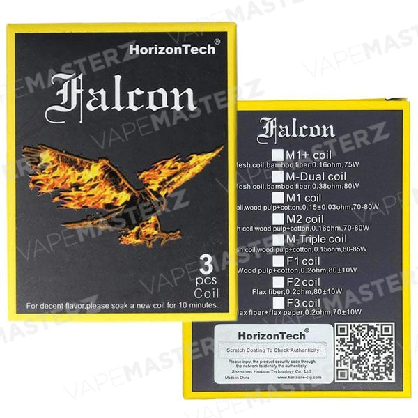HORIZON TECH Falcon Replacement Coils - Vape Masterz
