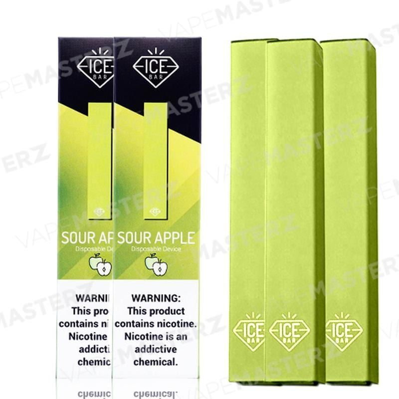 ICE BAR Disposable Pod Device 1.3ML SALT NIC - Vape Masterz