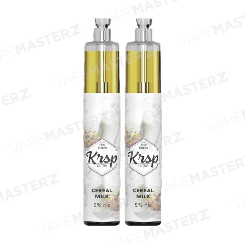 KRSP ULTRA Disposable Device - Vape Masterz