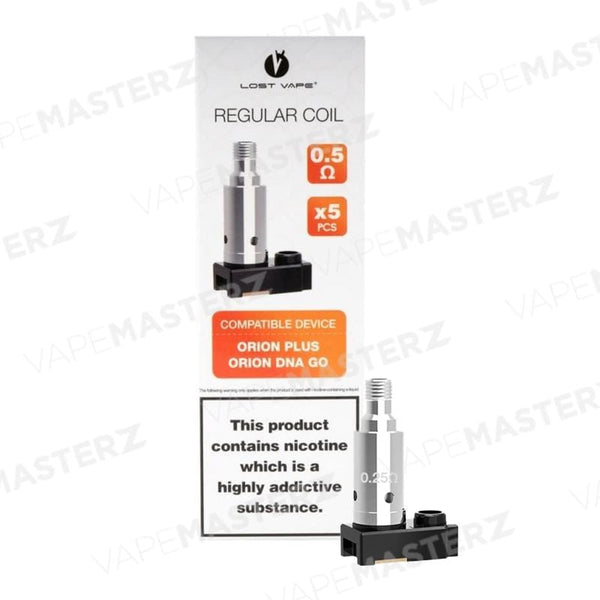 LOST VAPE Orion Plus Replacement Coil 5-pk - Vape Masterz