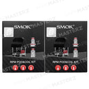 SMOK RPM Replacement Pod with Coil Kit - Vape Masterz