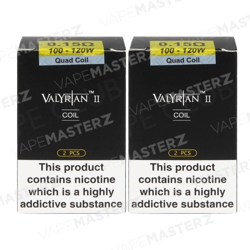 Uwell Valyrian Replacement Coils - Vape Masterz