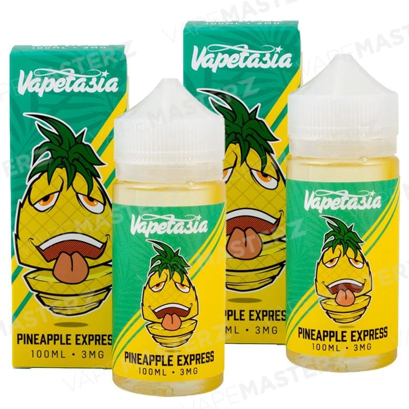 VAPETASIA Pineapple Express - 100mL - Vape Masterz