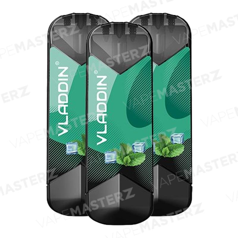 VLADDIN - RIO Disposable Pod Kit (3 Pack) - Vape Masterz