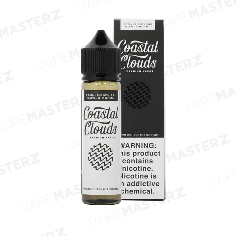 COASTAL CLOUDS Maple Butter 60mL - Vape Masterz