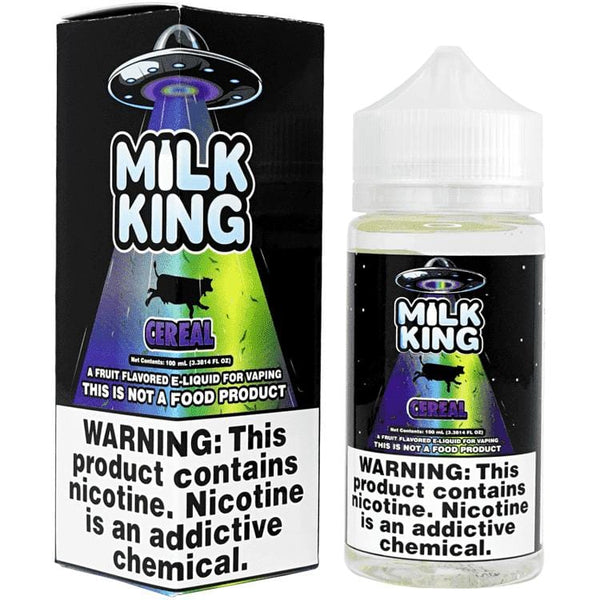 MILK KING Series - Cereal - 100mL - Vape Masterz