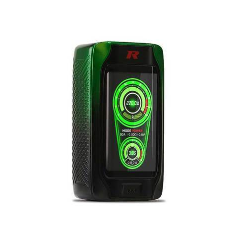 REV TECH Phantom 220W TC Box Mod - Vape Masterz