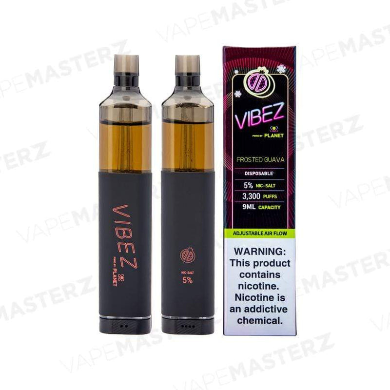 X PLANET Vibez Pod Disposable Vape - Vape Masterz
