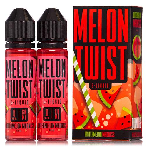 TWIST E-Liquid Melon - Watermelon Madness - 120mL - Vape Masterz