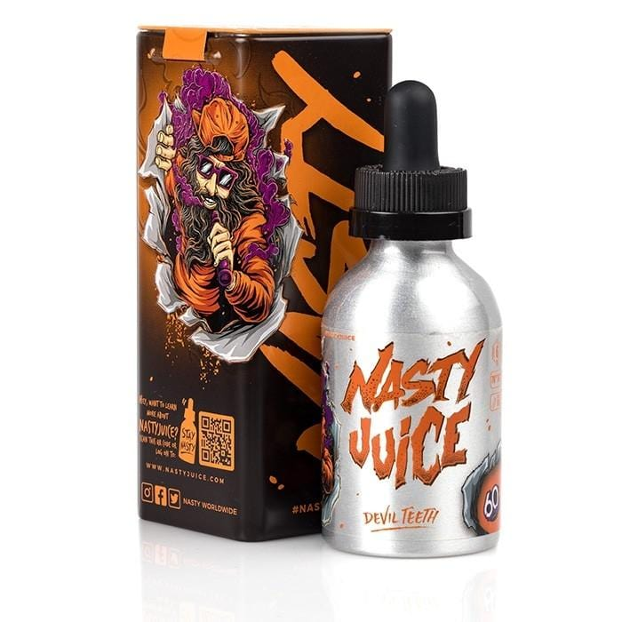 NASTY - Devils Teeth - 60mL - Vape Masterz