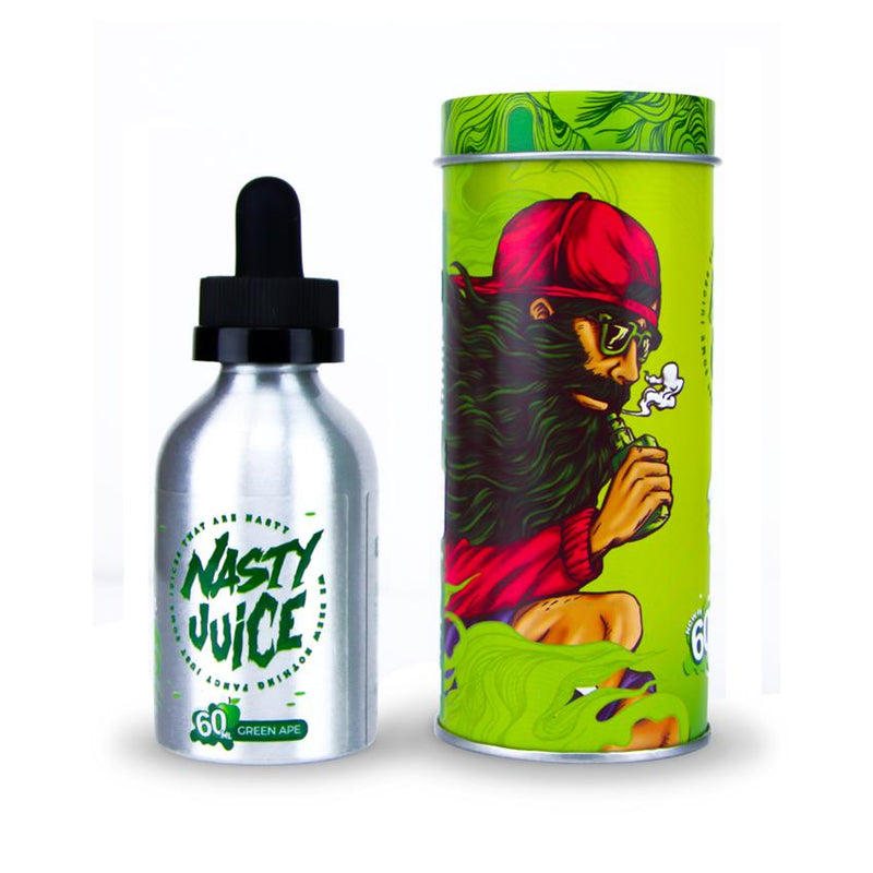 NASTY - Green Ape - 60mL - Vape Masterz
