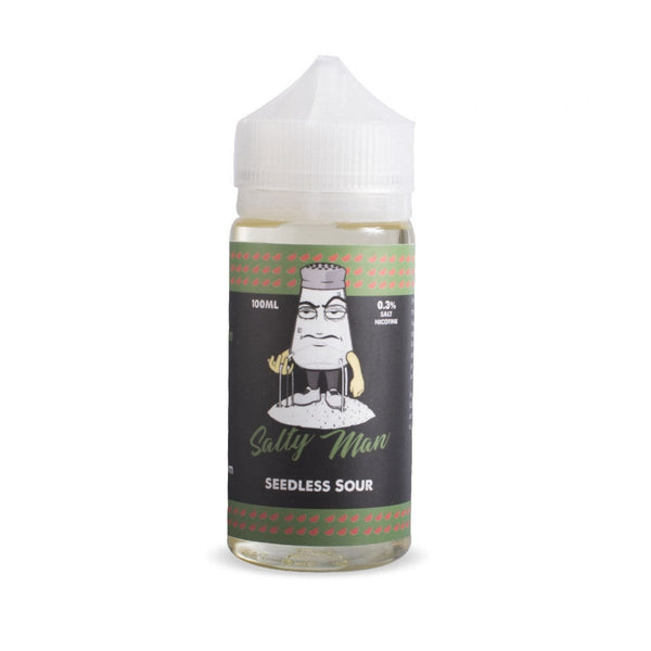SALTY MAN VAPOR - Seedless Watermelon - 30mL - Vape Masterz