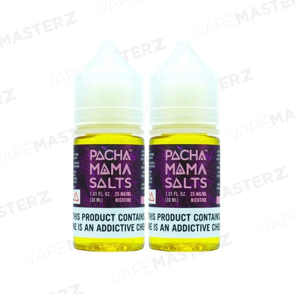 PACHAMAMA SALT Starfruit Grape 30mL - Vape Masterz