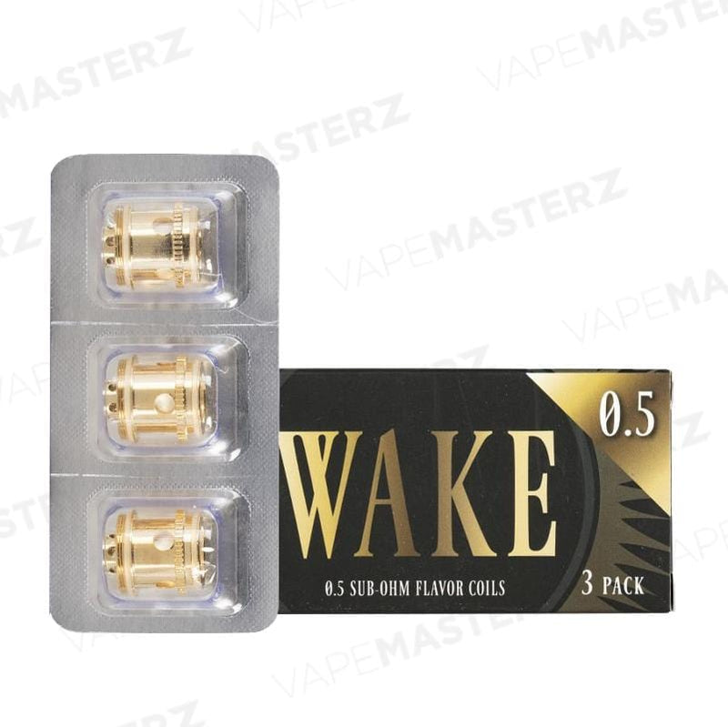 WAKE MOD CO - Replacement Sub-ohm Coils - Vape Masterz