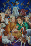 The Nativity Giclees