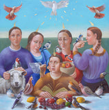 The Pentecost Giclees