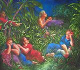 The Garden of Gethsemane Giclees