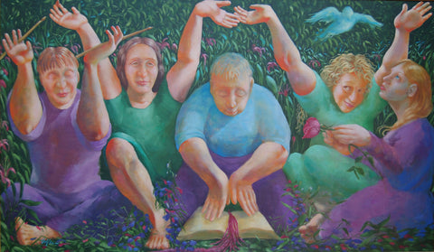 The Levites Giclees