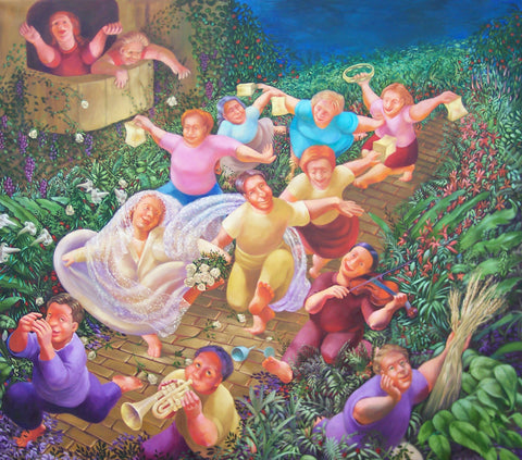 Processional: The Marriage Supper Giclees
