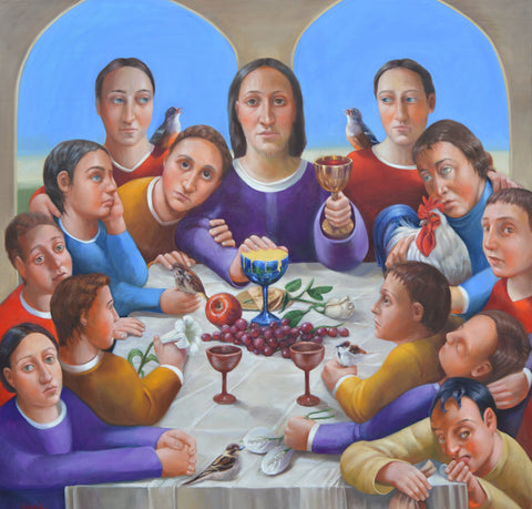 The Last Supper Giclees