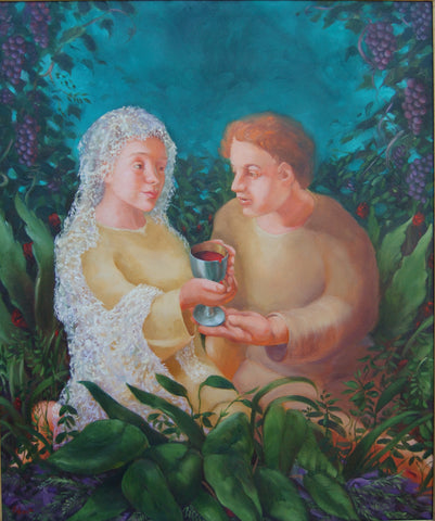 The Wedding Vow Giclees