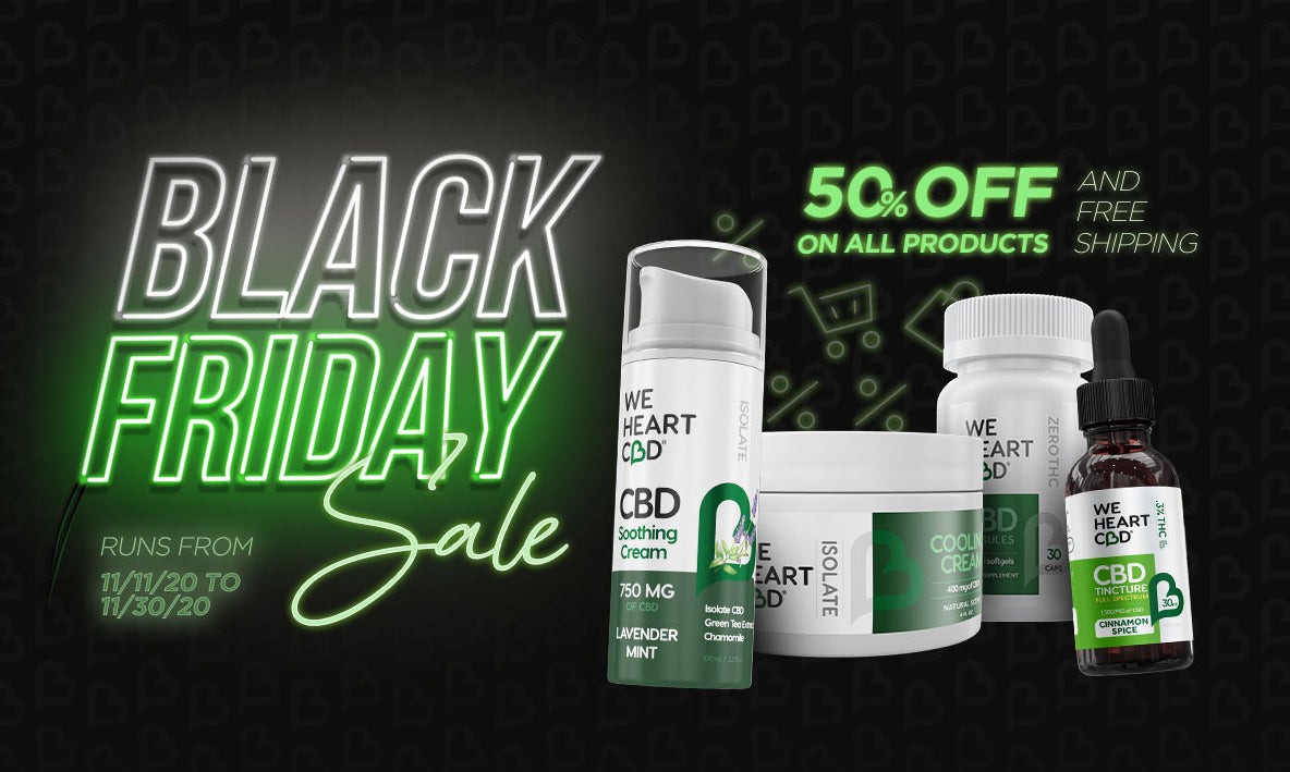 Black Friday - 50 Percent Off and FREE Shipping