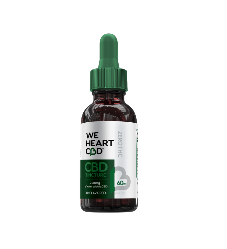 CBD Water Soluble Tincture