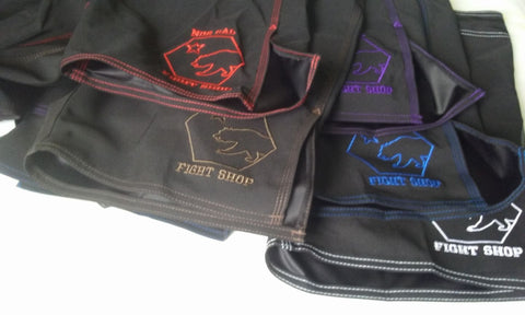 Ranked American Made Fight Shorts