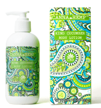 Kind Cucumbers CBD Body Lotion