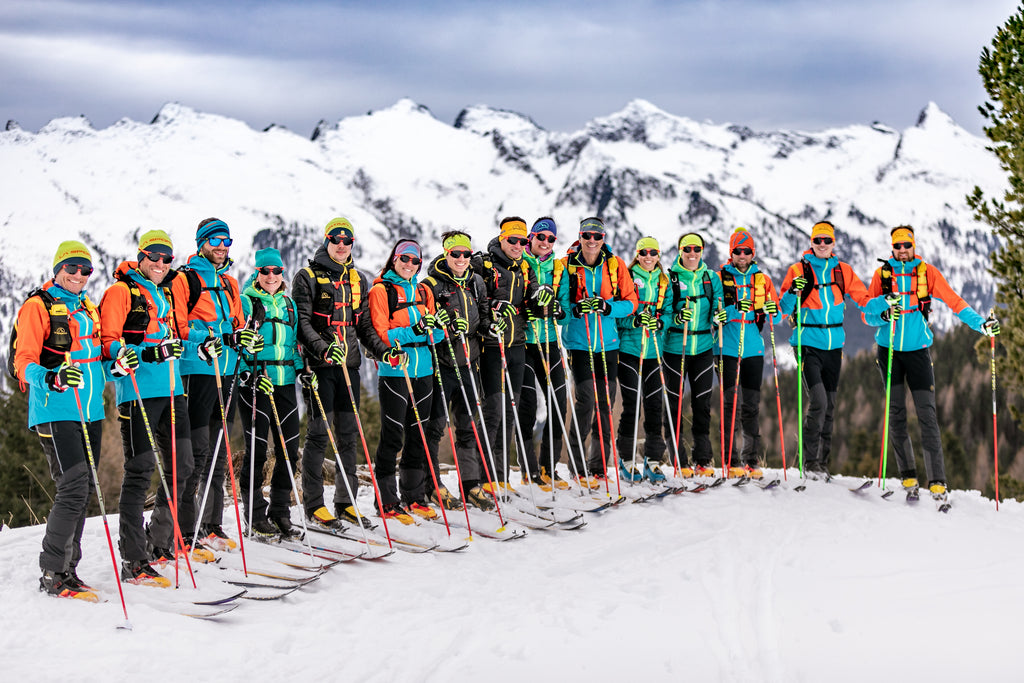La Sportiva Mountain Attack Team