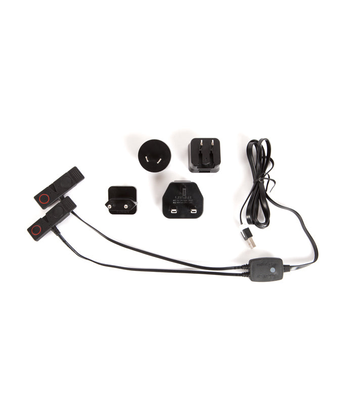 USB-charger type 1_ 4 plugs - Lenz Products