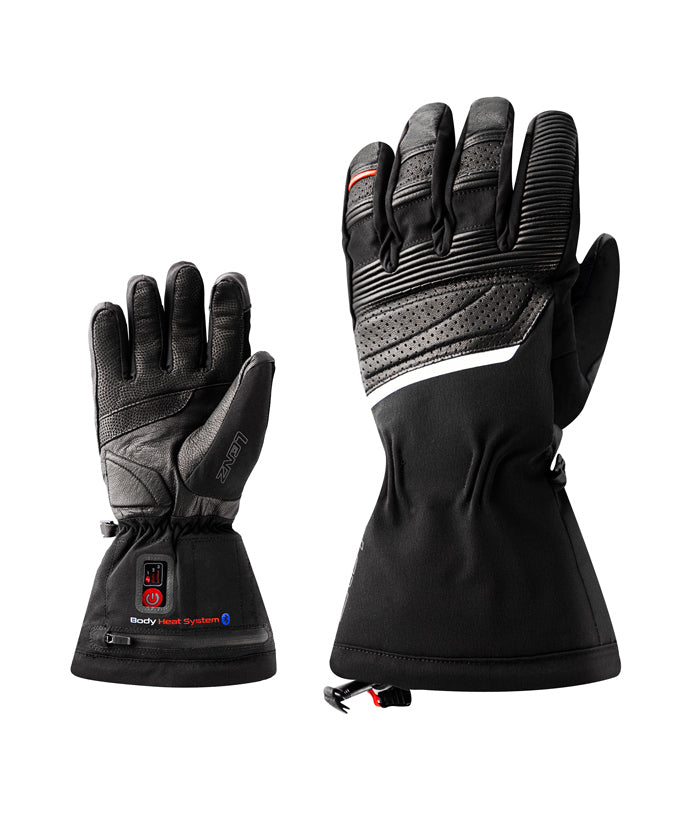 Heat glove 6.0 finger cap men - Lenz Products