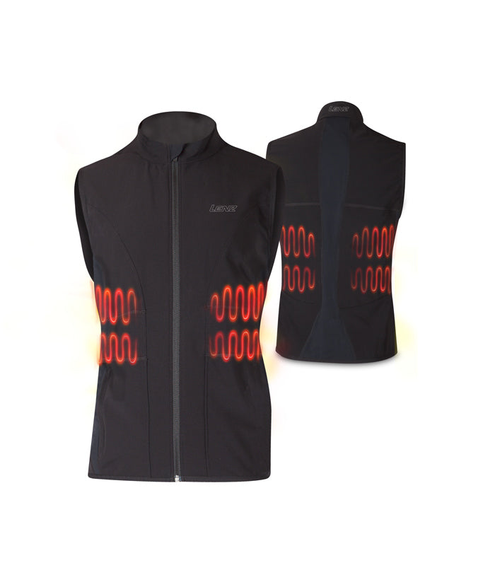 Heat vest 1.0 women - Lenz Products