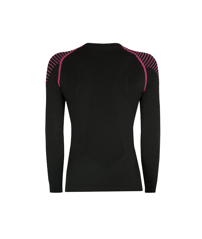 Longsleeve Women Compression 3.0 round neck - Lenz Products