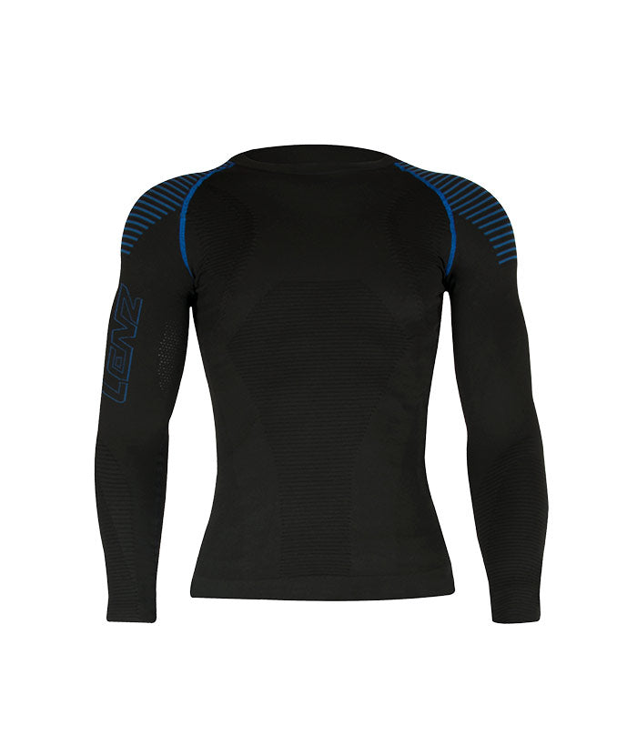 Longsleeve Men Compression 3.0 round neck - Lenz Products