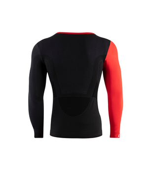 Longsleeve Men Merino 6.0 round neck - Lenz Products
