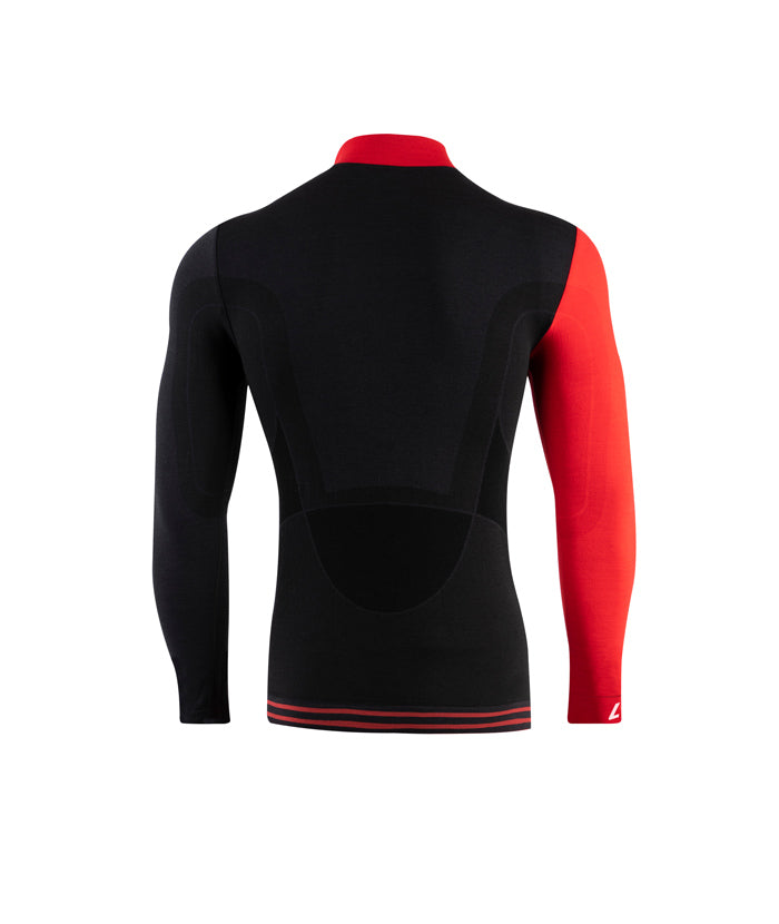 Longsleeve Men Merino 6.0 turtle neck - Lenz Products