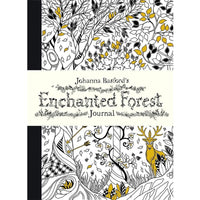 Enchanted Forest 魔法森林 - 手繪筆記本 (A5)