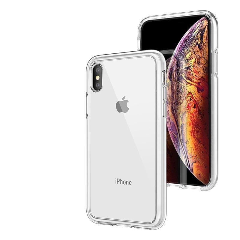 "AirBarrier+CRUSH 空氣屏障二合一防摔系列 for iPhone Xs Max 6.5""-透明"