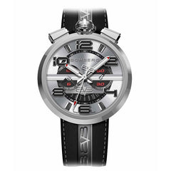 BOMBERG - BOMBERG 炸彈錶 │FIXED 1968 MEN_全鋼白面