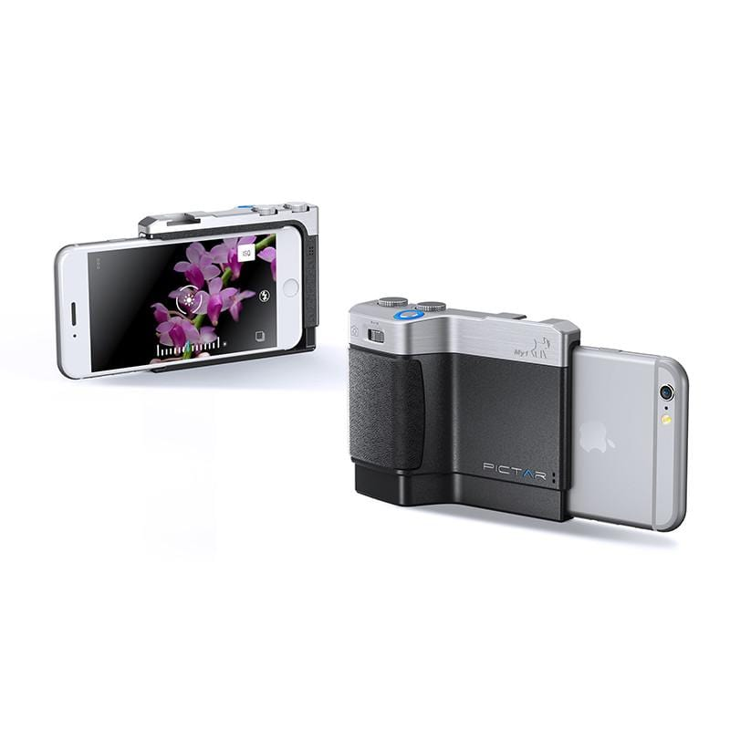 一秒變相機 Pictar Plus Camera Grip 手機殼 for iPhone 6+/7+/8+/X