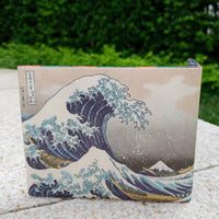 Mighty Wallet(R)紙皮夾 - Hokusai