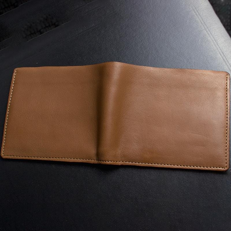 Double Billfold 雙夾層皮夾