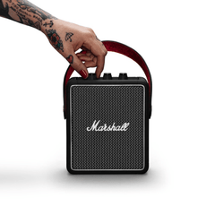 Marshall Headphones - Stockwell II 攜帶式藍牙喇叭 - 經典黑